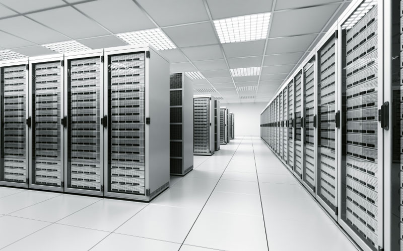 Data center de hospedagem de sites em SC